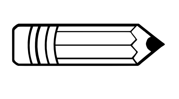 free pencil box coloring pages
