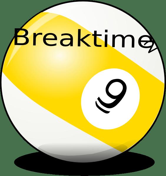 Breaktime Logo Clip Art at Clker.com - vector clip art ... (564 x 597 Pixel)