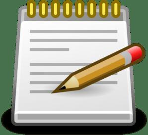 editor's notebook
