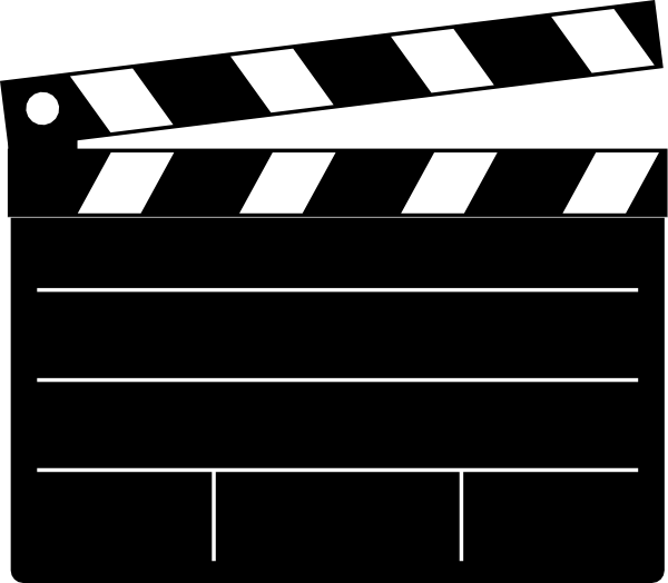 Clip Art Star Hollywood
