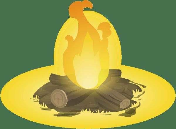 Fire Public Domain Clip Art