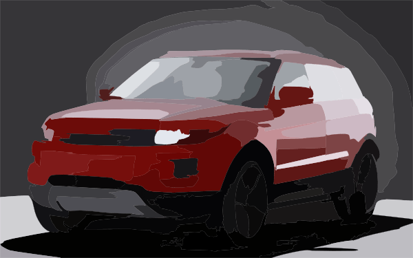Land Rover Range Rover Evoque Door Clip Art at Clker.com ... (600 x 375 Pixel)