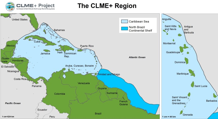 CLME+ Region