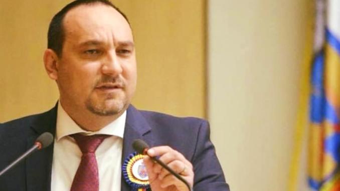 Cătălin Lucian Iliescu, Senator PMP Călărași. FOTO Arhiva personală CLI