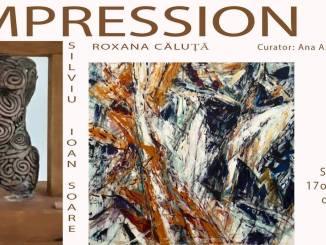 """Vernisajul expoziției """"Impression"""", la Călărași. FOTO MDJ"""