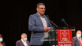 Deputatul PSD de Călărași, Dumitru Coarnă. FOTO Facebook