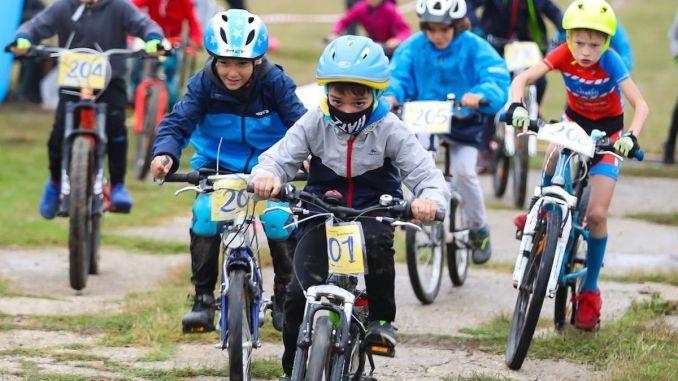 """Concursul """"Prima Bicicletă"""". FOTO Facebook"""