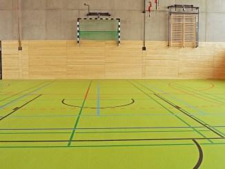 Sala de sport în mediul rural. FOTO hpgruesen