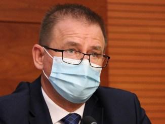 Marius Dulce, primarul municipiului Călărași. FOTO Adrian Boioglu