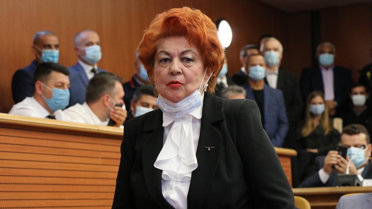 Carmen Filimon, consilier local PSD Călărași. FOTO Adrian Boioglu