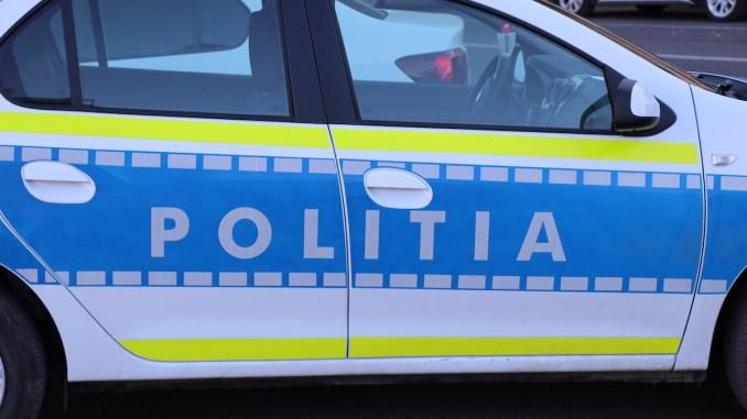 Mașină de Poliție din Călărași. FOTO Adrian Boioglu