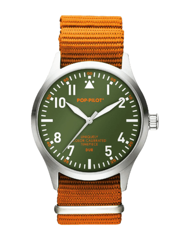 Pop Pilot jungle orange