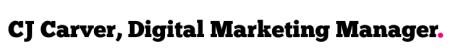 CJ Carver, Digital Marketing Manager