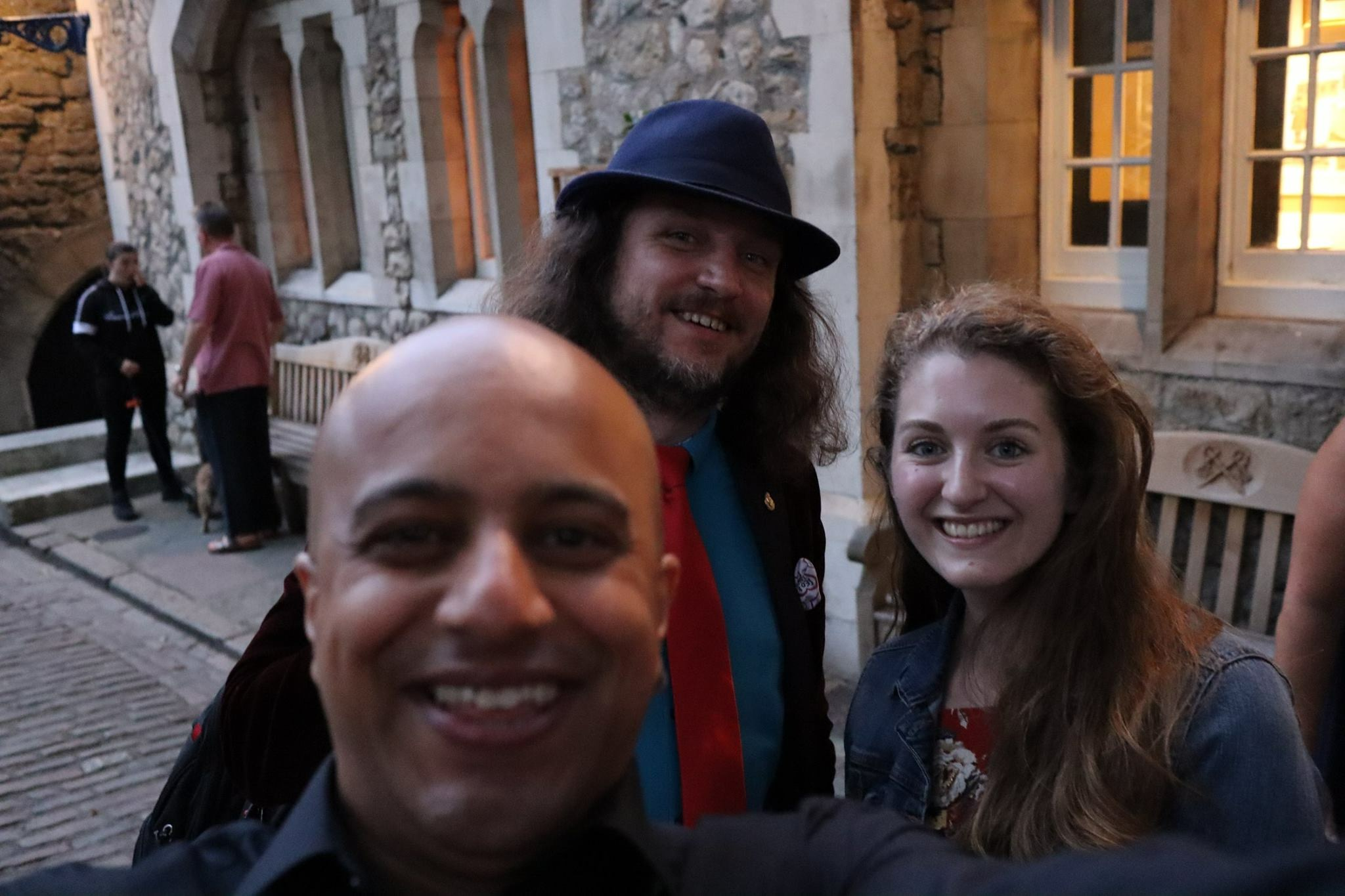 Tower of London with the SEO experts