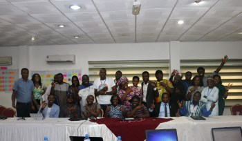 Monitoring and Evaluation Training in Nigeria