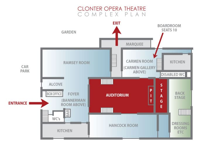 our-theatre-plan