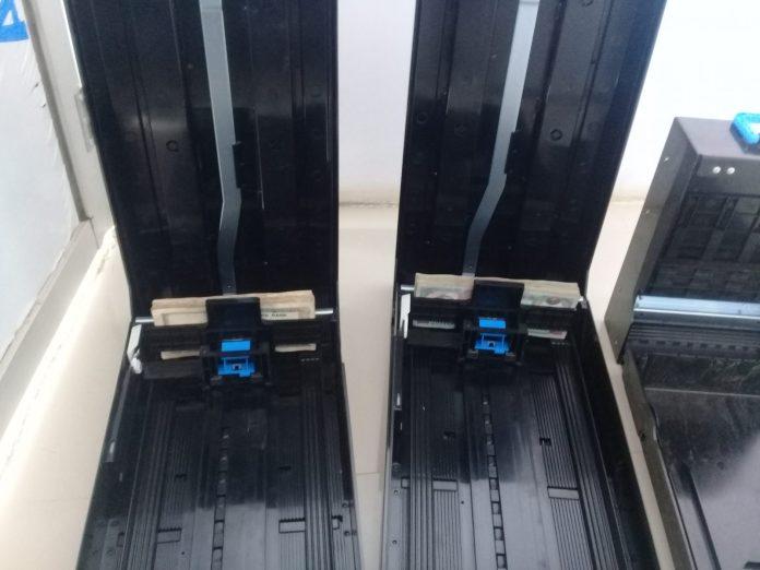 ATM cash load