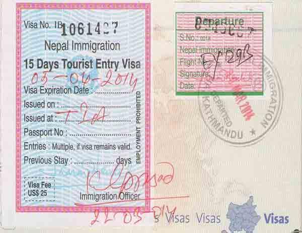 Nepal-tourist-visa-online