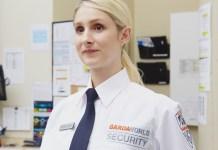 CV, resume, security guard CV