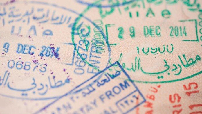 UAE visa checking