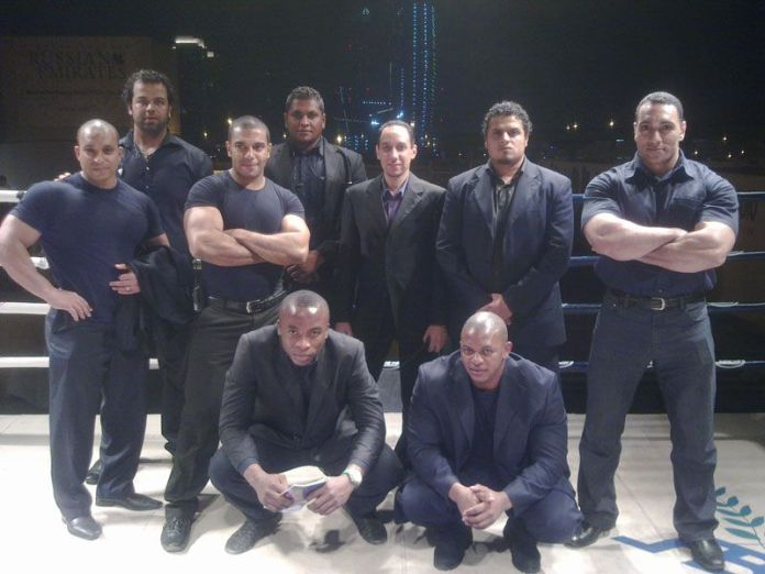 event security companies in Dubai