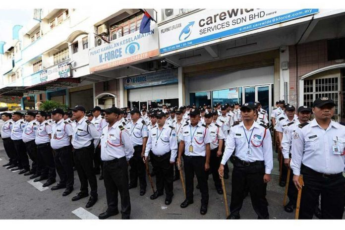 security company in Kuwait