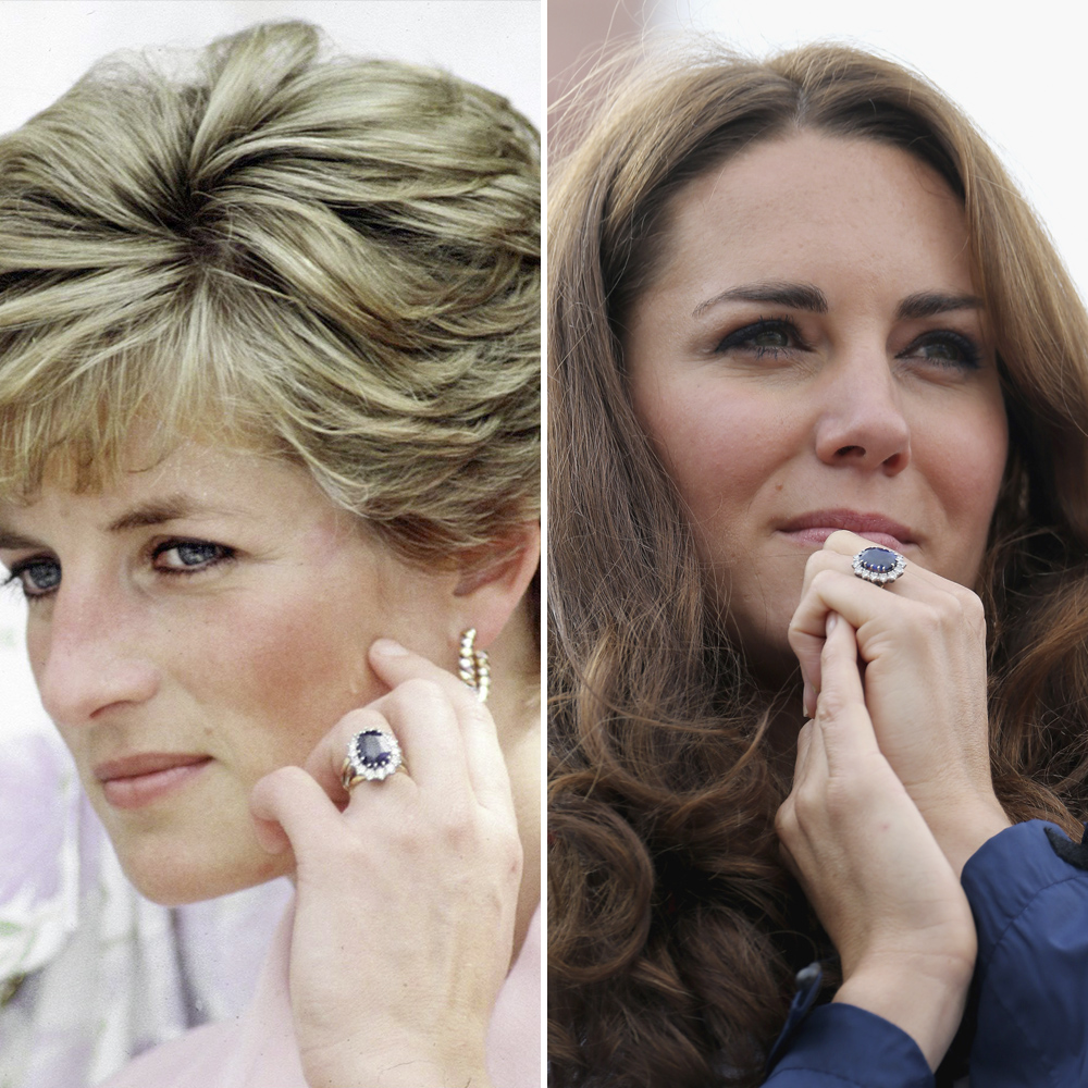 Prince Harry Originally Owned Princess Diana's Engagement Ring