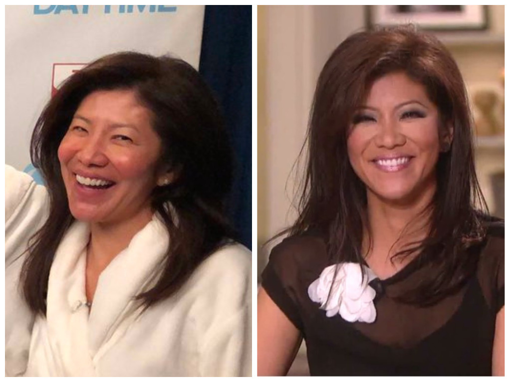 julie chen without makeup | Makewalls.co