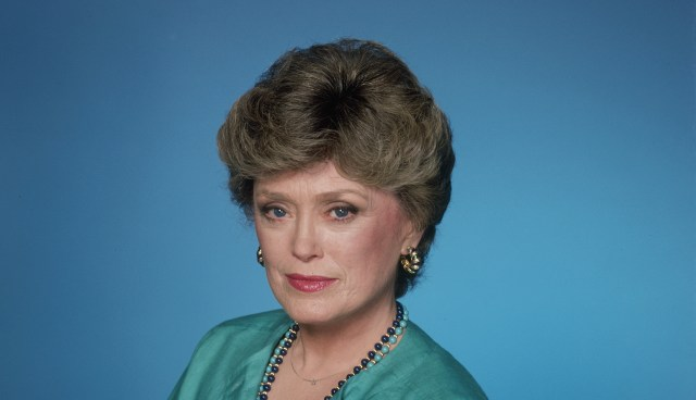 rue mcclanahan suffered 2 kinds of strokes before her death