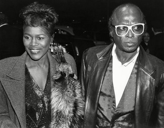 Cicely Tyson Said Late Husband Miles Davis Was 'Gentle'