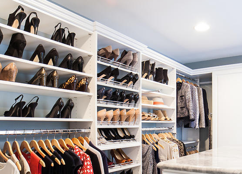 Shoe Storage Ideas For Small Closets Custom Solutions To Make Your Life Easier Closet America