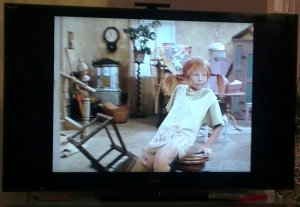 Pippi on TV