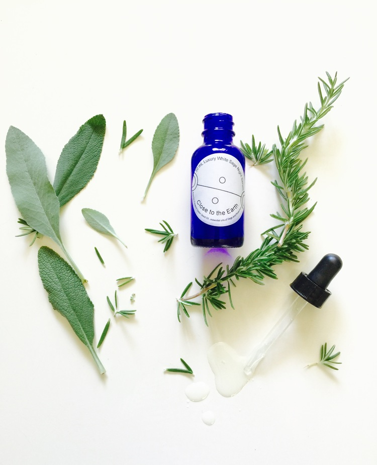 Luxury White Sage Night Serum