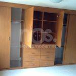 diseño de closets modernos corredizos 8