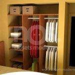 closets modernos para espacios pequeños