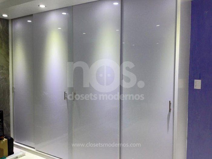 NOS Closets Modernos Economicos de Madera CDMX DF Mexico