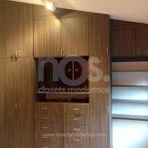 Closet moderno abatible 22