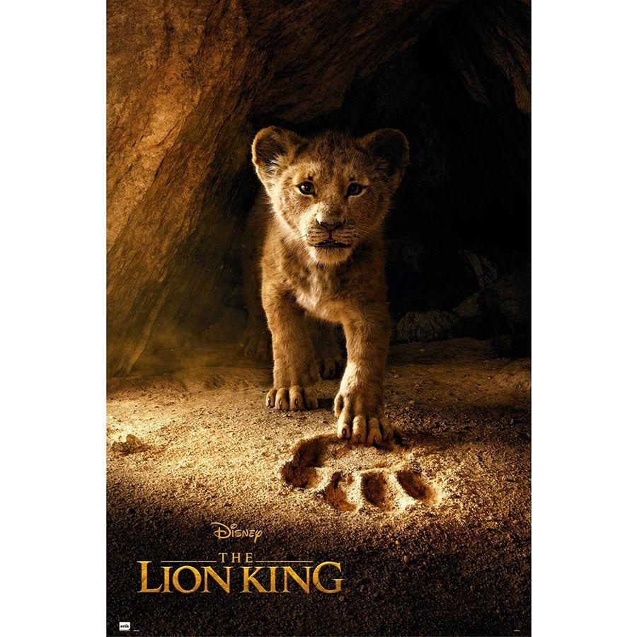 disney the lion king poster simba