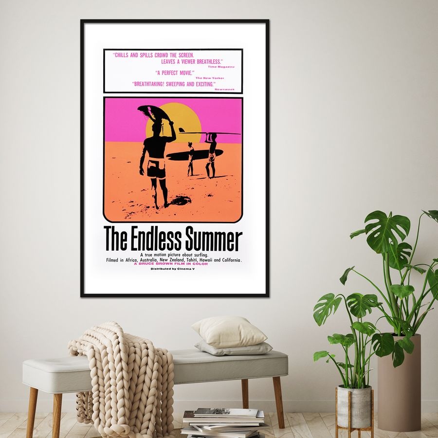 the endless summer poster poster