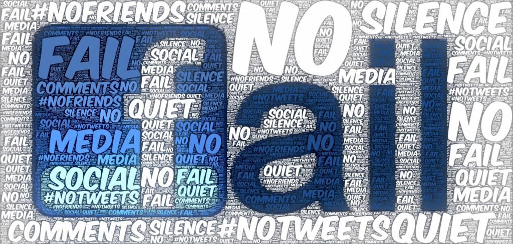 social media facebook fail failures