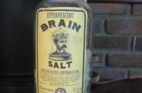 Brain Salt Apothecary Jar