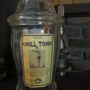 Chill Tonic/Syrup No. 313 Apothecary Jar