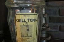 Chill Tonic/Syrup No. 313 Apothecary Jar