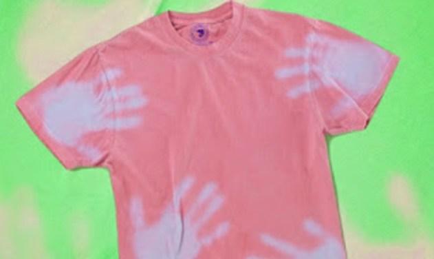 Heat sensitive t shirt