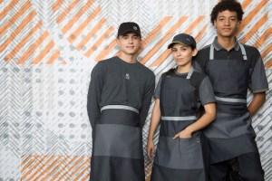 Maccies New Uniform