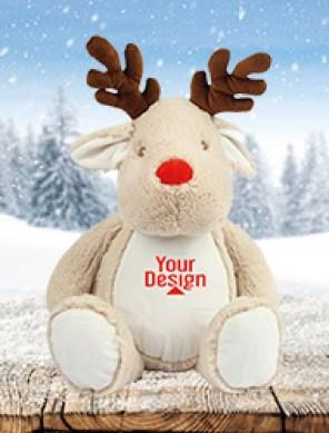 Mumbles Zippie Reindeer