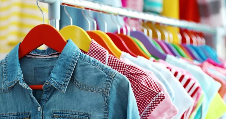 Aceptando donaciones de ropa