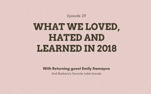 Episode #29 – What we loved, hated, and learned in 2018