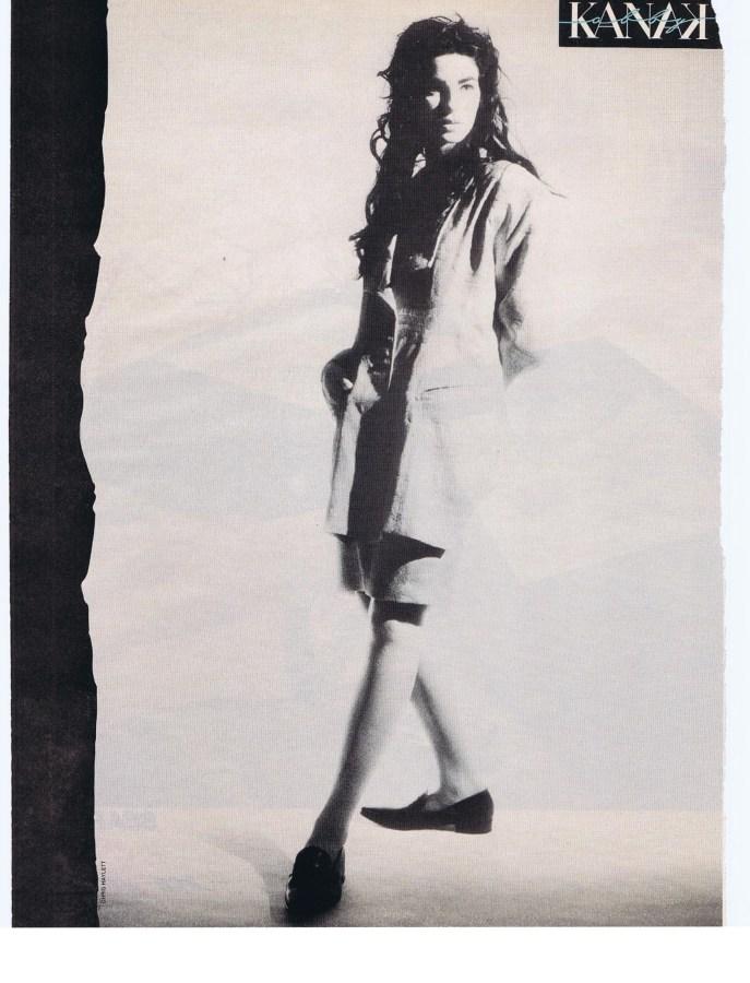 ABBY KANAK FLARE NOVE 1986