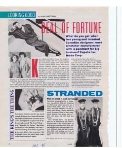 ZAPATA FLARE JULY 1985